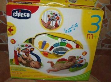 Chicco duo center babatornáztató, fejlesztő játék