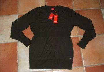 Esprit kötött kismama vékony pulóver