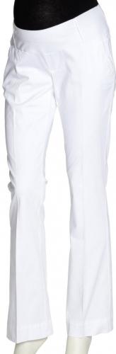 Esprit fehér vászon kismama nadrág