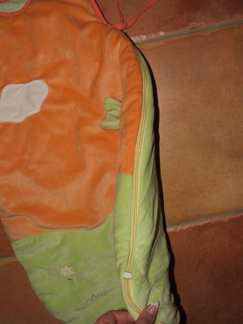 Zöld zsiráfos plüss hálózsák H.  fde866e0dd