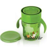 Avent tanuló pohár kicsiknek zöld h.