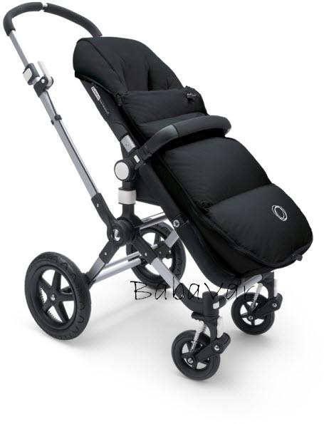 bugaboo high performance fekete1
