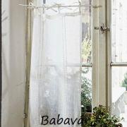 Mirabeau 2db-os vitrázsfüggöny szett