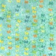 Transparent glitteres papír: fehér