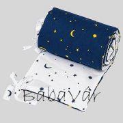 Bornino Mond + Sterne fejvédő kiságyba H.