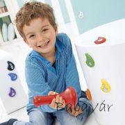 Elektromos német nyelvű fejlesztő játék gyerekeknek