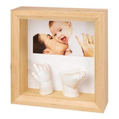Baby Art Fényképes kézlenyomat készítő natur