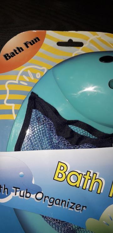 Delfines műanyag fürdőjáték tároló