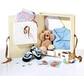 Walther baby Sweet Things Babaemlékgyűjtő box