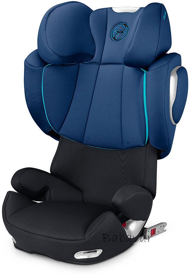 cybex solution q2 fix aut s gyermek l s 15 36 kg true blue. Black Bedroom Furniture Sets. Home Design Ideas