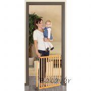 Reer Basic natur fa  biztonsági ajtó és lépcső zár 75-104,5 cm