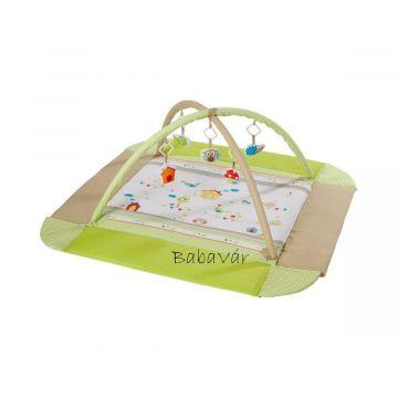 Roba Meli bébifészekké alakítható játszószőnyeg ívvel