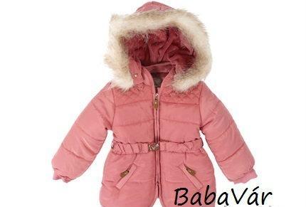Mayoral lazac színű meleg kislány babakabát  b7155607d1