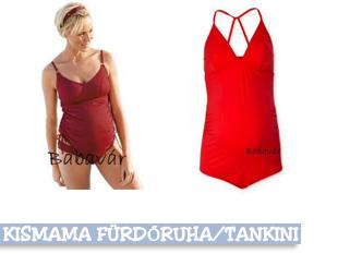 Kismama egy és kétrészes fürdőruhák, Tankinik. Star Collection, Anita, Mama Licious, Fashy és Noppies termékek