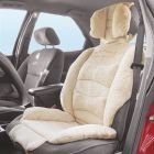 Téli ülésvédő párna autóba hátsó tárolóval