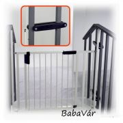 Geuther Easy lock fehér lépcsőelem biztonsági ajtóhoz 4,5 cm 0047ZK