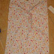 Tabea virágos vászon kislány nadrág