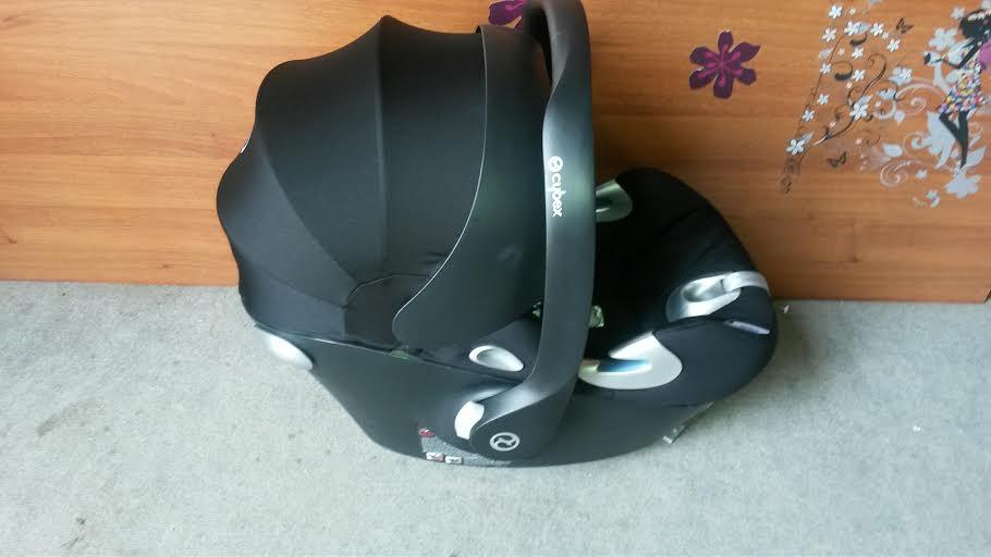 cybex aton q platinum black aut shordoz 0 13 kg. Black Bedroom Furniture Sets. Home Design Ideas