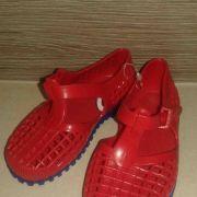 Fashy piros úszócipő/úszó szandál