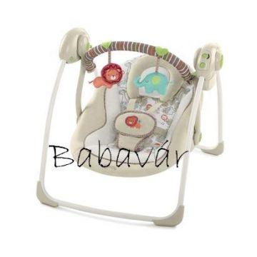 Bright Starts Ingenuity elektromos Babahinta Cozy Kingdom
