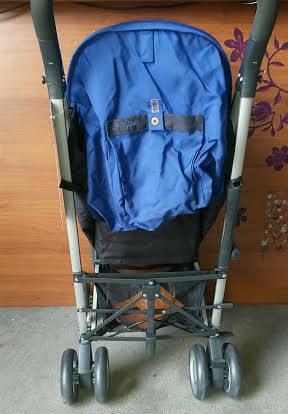 Cybex Topaz sport babakocsi Heavenly Blue  4085ef2a63