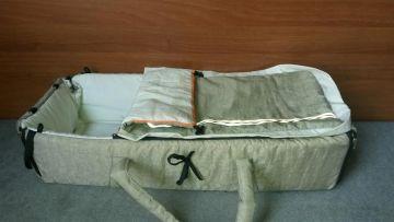 Drapp textilmózes foltos