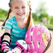 Barbie biztonsági gyerek sisak