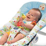 Chicco Relax@Play pihenőszék: Baby Sketching játszóív nélkül