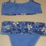 Zunblock Kék UV szűrős hosszított úszónadrág
