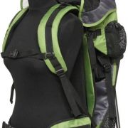 Fillikid Tramp háti hordozó zöld/szürke