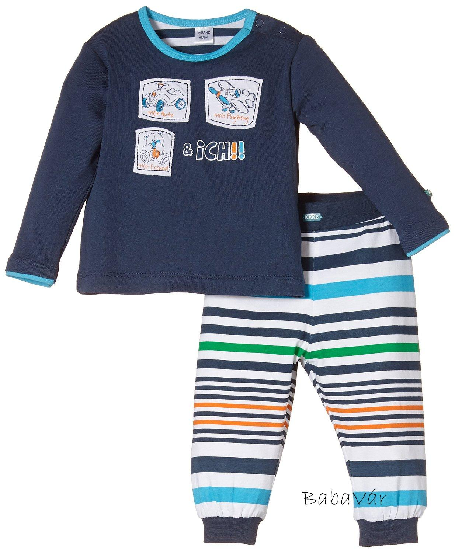 Kanz kisfiú pizsama  dc9eebc960