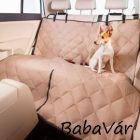 Autóba ülésvédő kutyák alá barna