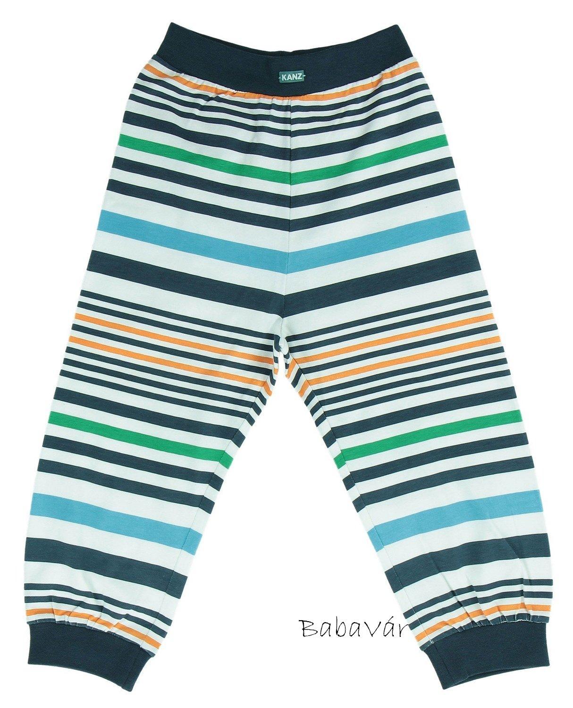 Kanz kisfiú pizsama alsó  d0046ad21d