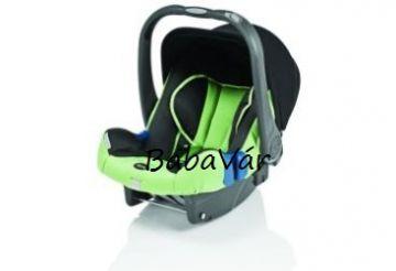 Römer Baby Safe Plus SHR II zöld 0-13 kg H.