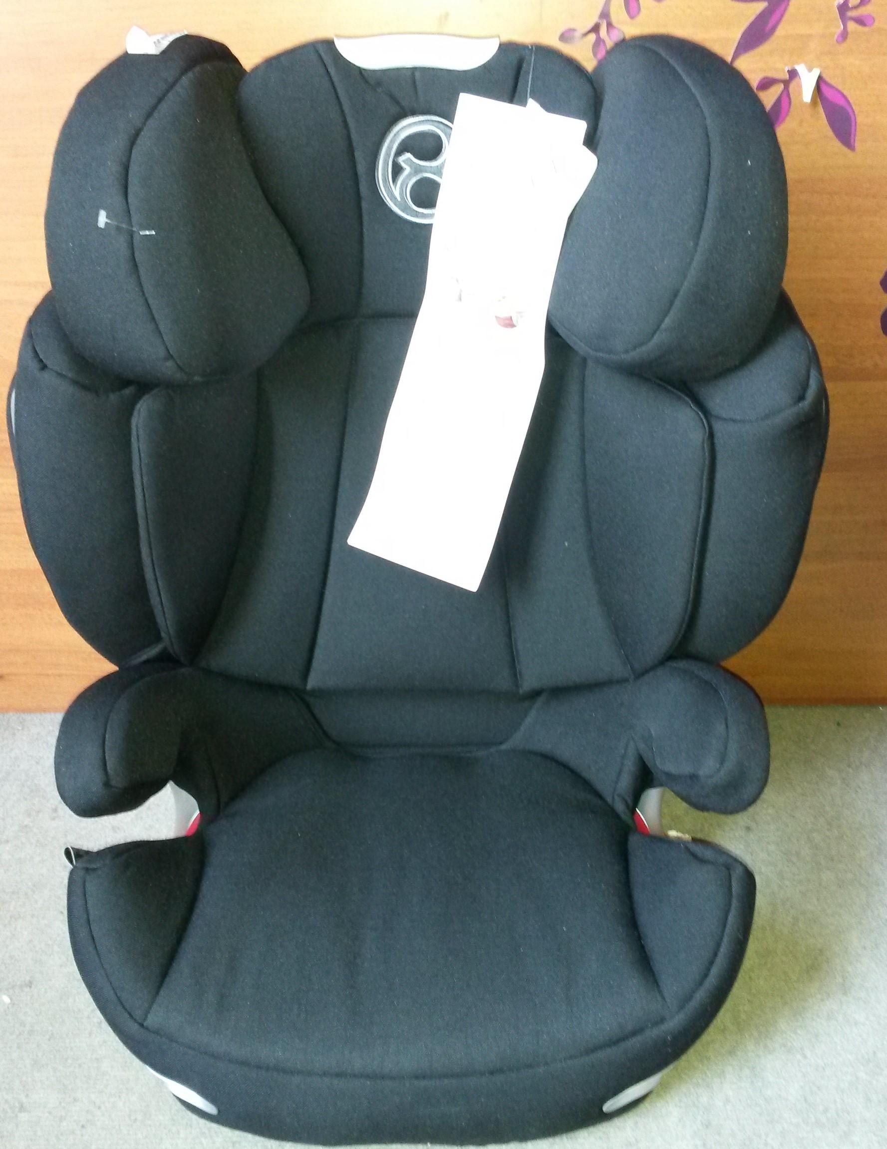 cybex solution q2 fix aut s gyermek l s 15 36 kg black. Black Bedroom Furniture Sets. Home Design Ideas