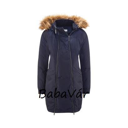 232fd0a762 BellyButton Kalinda 2 az 1-ben toll kismama téli kabát ...