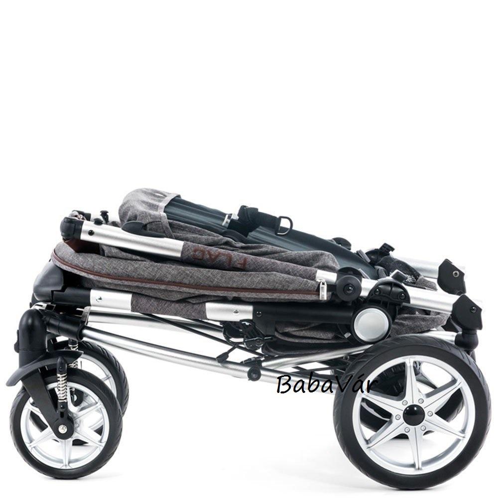 Moon Flac Buggy Sport babakocsi kheki   zöld  be02fec4b1
