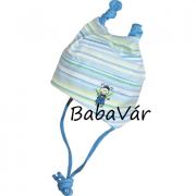 Maximo kék csíkos/bogárkás babasapi