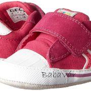 Geox fukszia baba kocsicipő
