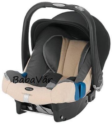 Römer Baby Safe Plus SHR II 0-13 kg autósülés organic nature H.