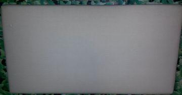 Babybay original bölcsőhöz való levehető pamut huzatos matrac H.