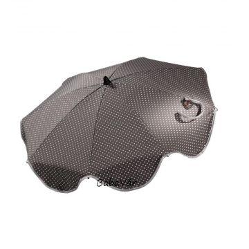 Hartan UV szűrős napernyő: Szürke pöttyös