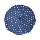 Gesslein UV szűrős napernyő: Kék csillagos