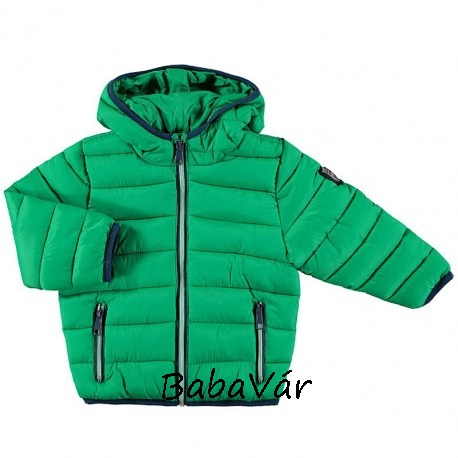 Mayoral zöld kapucnis fiú dzseki  ac2539a626