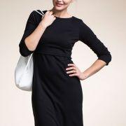 Boob Audrey  szoptatós/kismama ruha Black