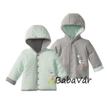 Bornino HIPPO & FRIENDS BOY vizilovas kifordítható átmeneti kabátka