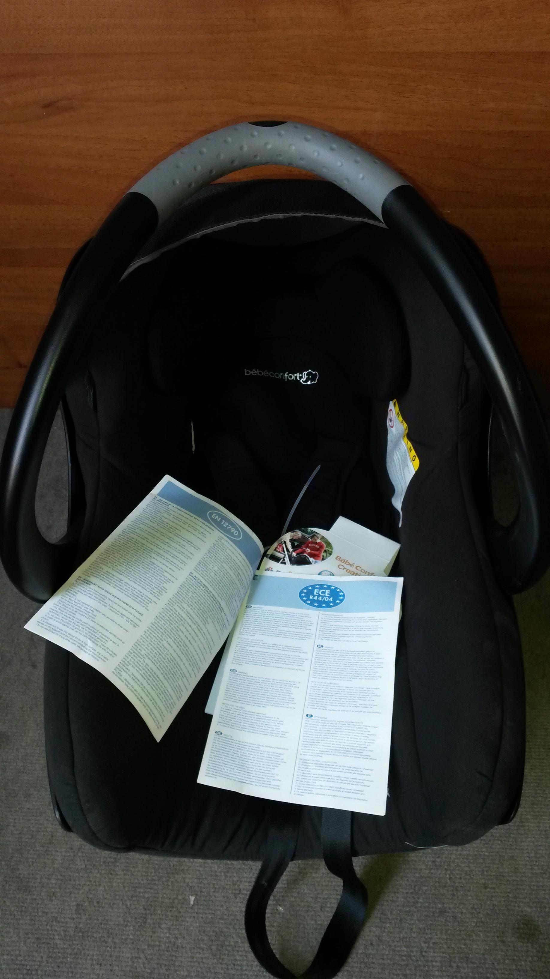 Bébé Confort Creatis Fix Autós hordozó 0-13 kg  67195abdc9