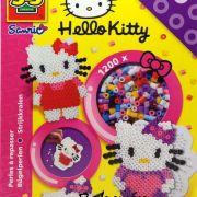 Hello Kitty Iron on beads-Vasalható gyöngyök kreatív szett