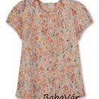 Sanetta virágmintás vékony kislány ruha