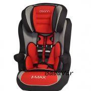 OSANN autósülés I-max SP Plus 9-36 kg red